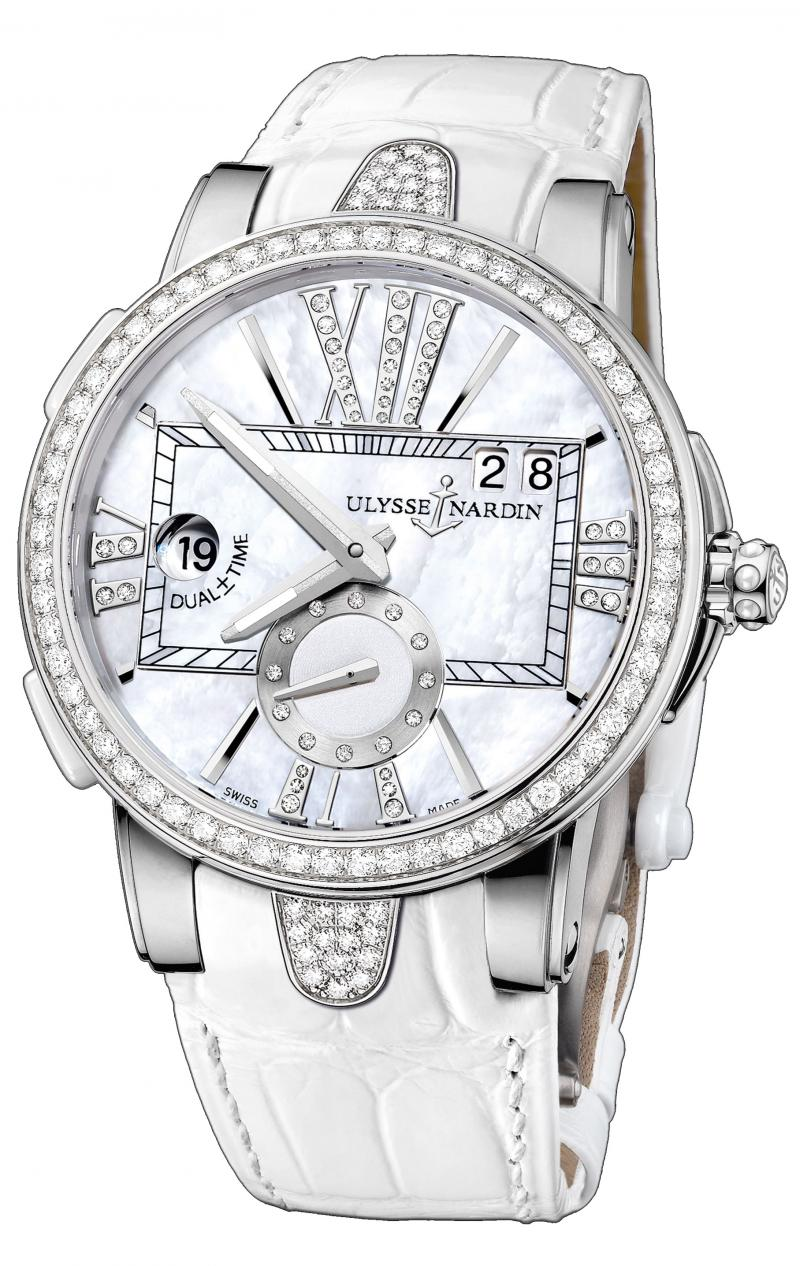 243-10B/391 Ulysse Nardin Executive Dual Time Lady Executive Dual Time Lady
