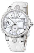 Ulysse Nardin Executive Dual Time Lady 243-10B/391 Executive Dual Time Lady