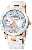 Ulysse Nardin Executive Dual Time Lady 246-10/392 Executive Dual Time Lady