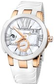 Ulysse Nardin Executive Dual Time Lady 246-10-3/391 Executive Dual Time Lady