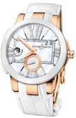 Ulysse Nardin Executive Dual Time Lady 246-10/391 Executive Dual Time Lady
