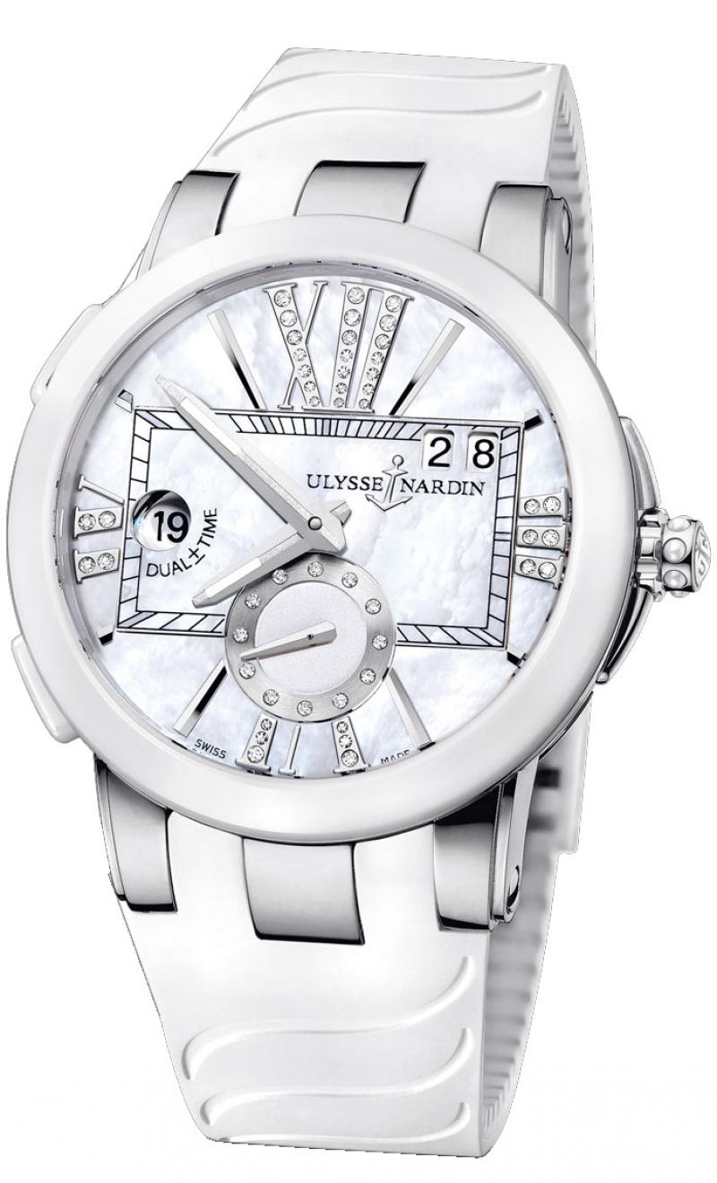 243-10-3/691 Ulysse Nardin Executive Dual Time Lady Executive Dual Time Lady