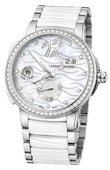 Ulysse Nardin Executive Dual Time Lady 243-10B-7/691 Executive Dual Time Lady