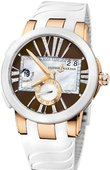 Ulysse Nardin Executive Dual Time Lady 246-10-3/30-05 Executive Dual Time Lady