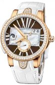 Ulysse Nardin Executive Dual Time Lady 246-10B/30-05 Executive Dual Time Lady