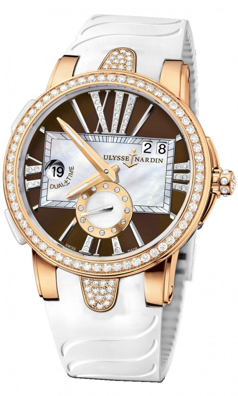 246-10B-3/30-05 Ulysse Nardin Executive Dual Time Lady Executive Dual Time Lady