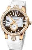Ulysse Nardin Executive Dual Time Lady 246-10B-3/30-05 Executive Dual Time Lady