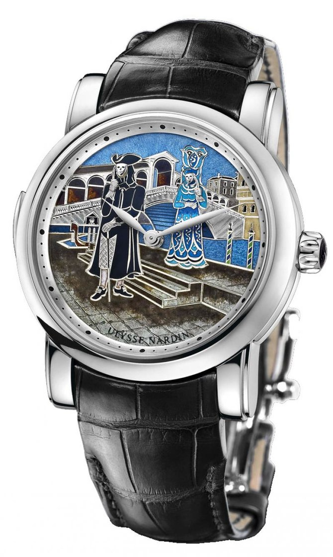 719-63/VEN Ulysse Nardin Carnival of Venice Limited Edition 18 Specialities