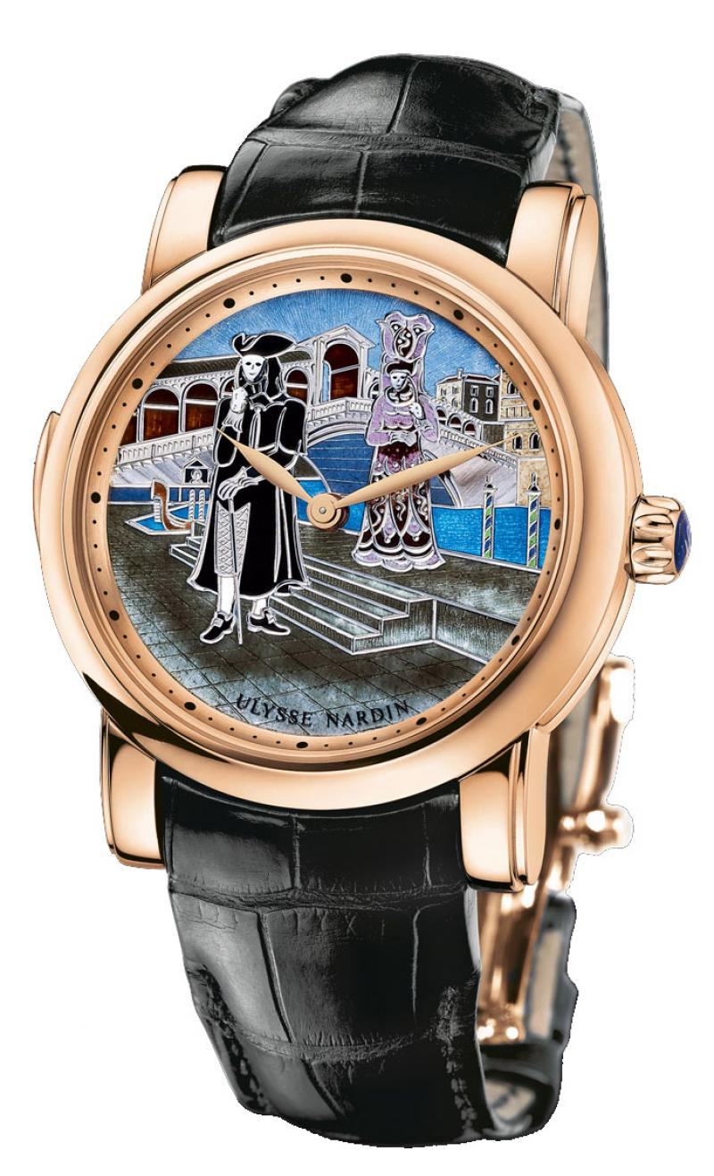716-63/VEN Ulysse Nardin Carnival of Venice Limited Edition 18 Specialities