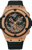 Hublot King Power 708.CI.0180.RX Chrono Tourbillon Gold