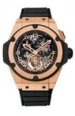 Hublot King Power 708.PX.0180.RX Chrono Tourbillon Gold