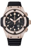 Hublot King Power 709.OX.1780.RX.1704 Split-Second Power Reserve Gold