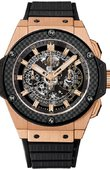 Hublot King Power 701.OQ.0180.RX Unico King Gold