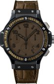 Hublot Big Bang 41mm Ladies 341.CC.5490.LR.1916 Tutti Frutti Big Bang Black
