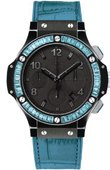 Hublot Big Bang 41mm Ladies 341.CL.1110.LR.1907 Tutti Frutti Big Bang Black