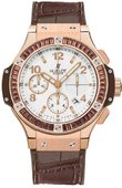 Hublot Big Bang 41mm Ladies 341.PC.2010.LR.1903 Tutti Frutti Big Bang Gold