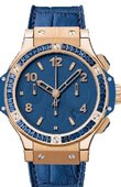 Hublot Big Bang 41mm Ladies 341.PL.5190.LR.1901 Tutti Frutti Big Bang Gold