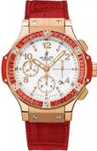 Hublot Big Bang 41mm Ladies 341.PR.2010.LR.1913 Tutti Frutti Big Bang Gold