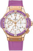 Hublot Big Bang 41mm Ladies 341.PV.2010.LR.1905 Tutti Frutti Big Bang Gold