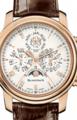Blancpain Le Brassus 4286P-3642-55B Le Brassus Perpetual Calendar Split-Second Flyback Chronograph