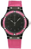 Hublot Big Bang 38mm Ladies 361.CP.1110.LR.1933 Tutti Frutti Big Bang Black