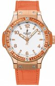 Hublot Big Bang 38mm Ladies 361.PO.2010.LR.1906 Tutti Frutti Big Bang Gold