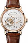 "A.Lange and Sohne Richard Lange 760.032 Tourbillon ""Pour le Merite"""