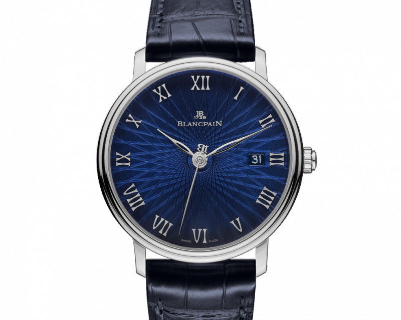 6223C-1529-55A Blancpain Ultra-Slim Automatic Villeret