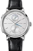 A.Lange and Sohne Saxonia 385.026 Dual Time