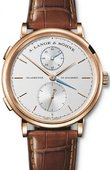 A.Lange and Sohne Saxonia 385.032 Dual Time