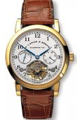 A.Lange and Sohne Unforgettable Masterpieces 701.001 Tourbillon `Pour le Merite`