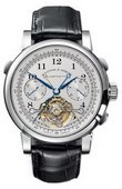A.Lange and Sohne Unforgettable Masterpieces 702.025 Tourbograph `Pour le Merite`