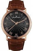 Blancpain Villeret 6651-3630-55B Ultra-Slim Automatic Date