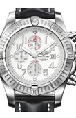 Breitling Avenger A1370C1 SS-Wh-Leath Super