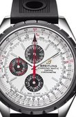 Breitling Chrono-Matic SS-WH&BL_Rubber 1461