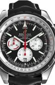 Breitling Chrono-Matic A1460C Black_White-BlLeath 49