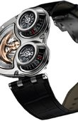 MB&F Horological Machines 31.WTL.B No.3 Sidewinder