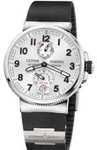 Ulysse Nardin Marine Manufacture 1183-126-3/61 Chronometer 43 mm Steel