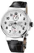 Ulysse Nardin Marine Manufacture 1183-126/61 Chronometer 43 mm Steel