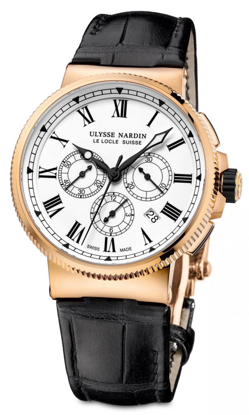 1506-150LE Ulysse Nardin RG 43mm Limited Edition 150 Marine Manufacture