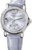 Ulysse Nardin Dual Time Ladies 243-22B/30-07 GMT Big Date 37mm