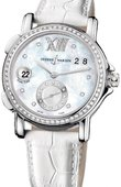 Ulysse Nardin Dual Time Ladies 243-22B/391 GMT Big Date 37mm
