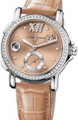 Ulysse Nardin Dual Time Ladies 243-22B/30-09 GMT Big Date 37mm