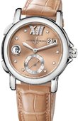 Ulysse Nardin Dual Time Ladies 243-22/30-09 GMT Big Date 37mm