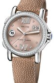 Ulysse Nardin Dual Time Ladies 223-28B/30-09 GMT Big Date 37mm