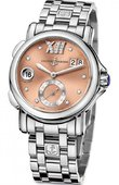 Ulysse Nardin Dual Time Ladies 243-22-7/30-09 GMT Big Date 37mm
