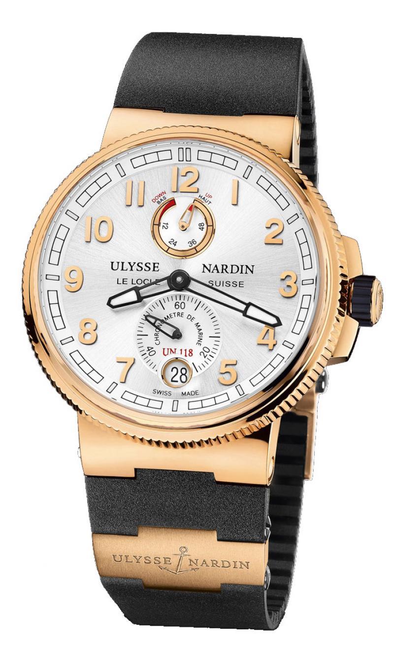 Часы ulysse nardin marine chronometer цена