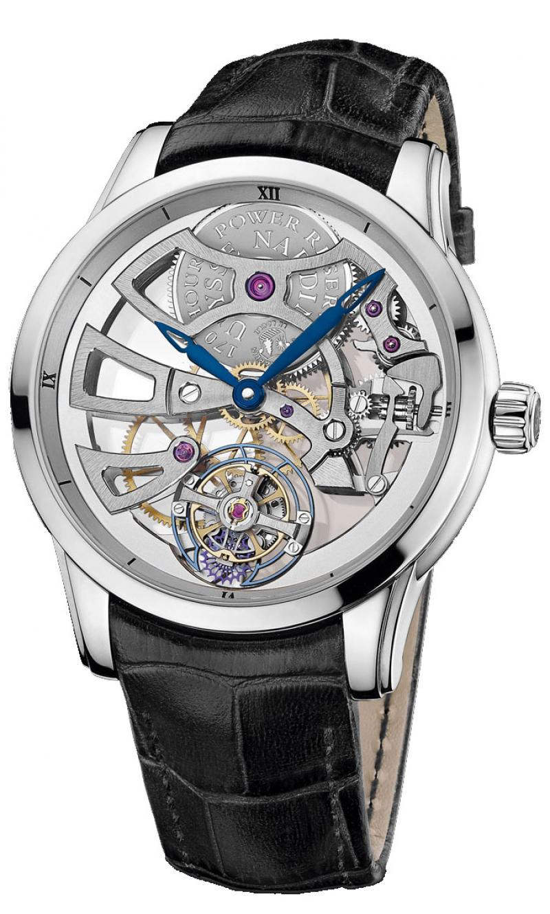 1709-129 Ulysse Nardin Skeleton Manufacture Limited Edition 99 Specialities