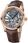Ulysse Nardin Specialities 1702-129 Skeleton Manufacture Limited Edition 99