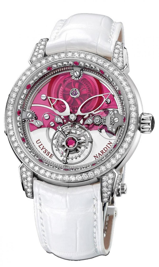 Ulysse Nardin 799-88 Specialities Royal Ruby Tourbillon Limited Edition 99 - фото 1